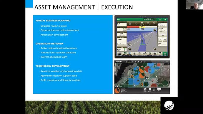 Asset management - Execution